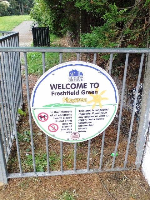 Freshfield Green Play Area