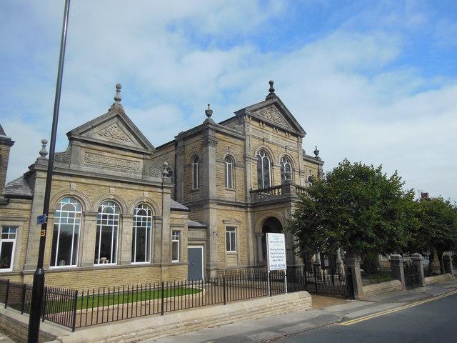 Grove Road Methodist Church
