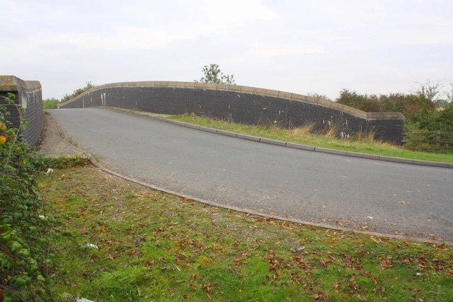 Denchworth Road Bridge over Great Western Main Line
