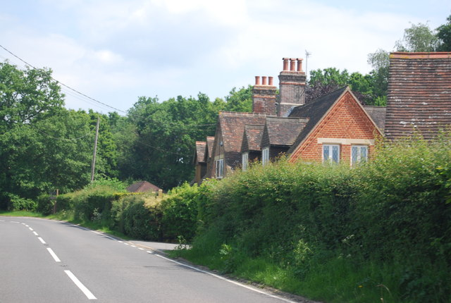 Houses on Withyham Rd