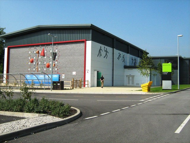 Sports facility Broomfield Hall
