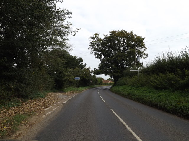 Redenhall Road, Lushbush, Redenhall