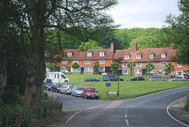 Groombridge (the Kent part)