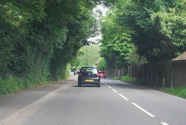 A264, Langton Green