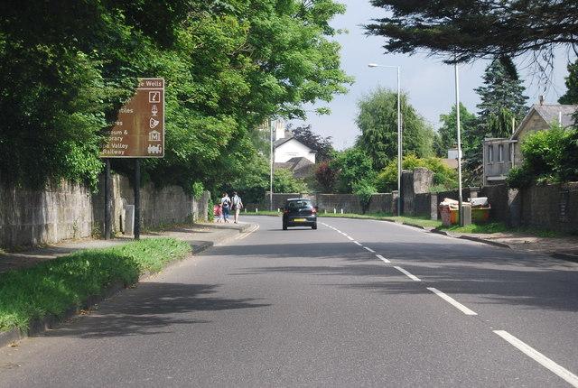 A264, Bishop's Down