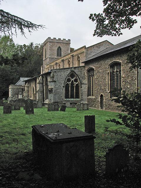 Sawston: St Mary