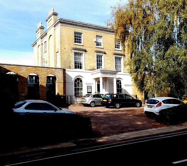 Radley House, Winchester