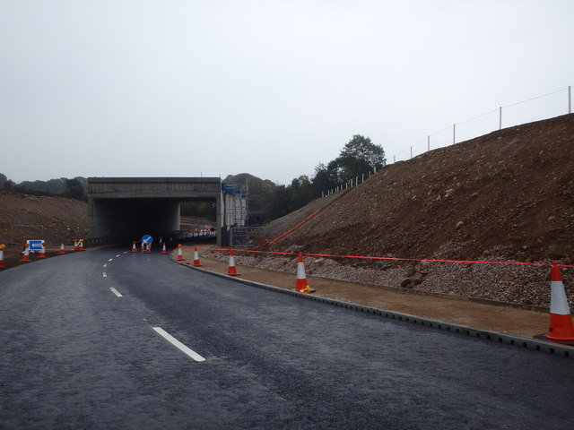 New Bridge, Heysham Link Road