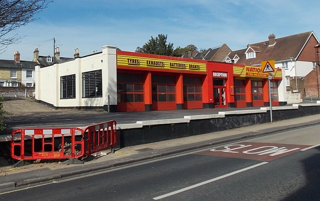 National Tyres and Autocare branch in Winchester