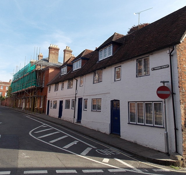 St Thomas Street, Winchester