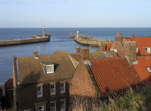 Houses near to Whitby Harbour