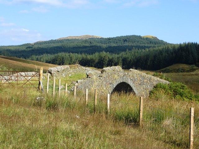 Bridge, Carron