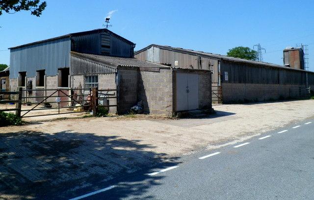 Malthouse Farm, Saul