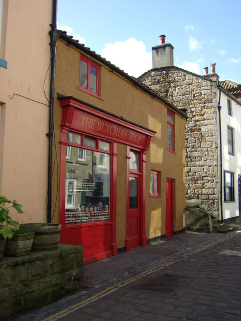 The Butchers Shop