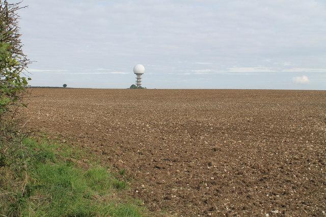 Field near Normanby le Wold