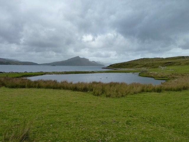 Loch an Amadain