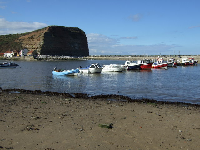 Boats, Staithes Harbour