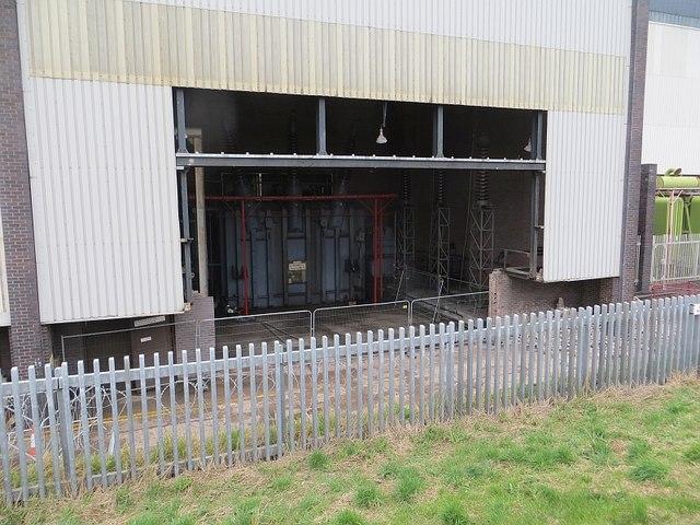Decommissioning Cockenzie Power Station