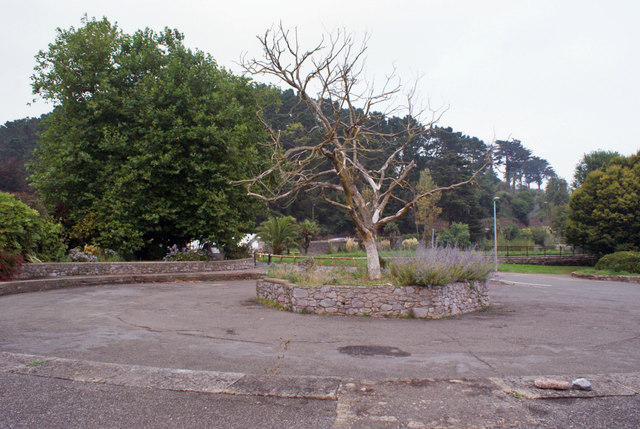 Site of Hollicombe gas works