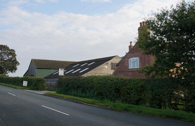 Sunny Bank Farm on Station Road