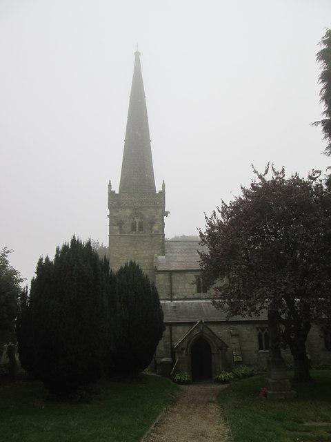 St  Mary's  Parish  Church  Huggate