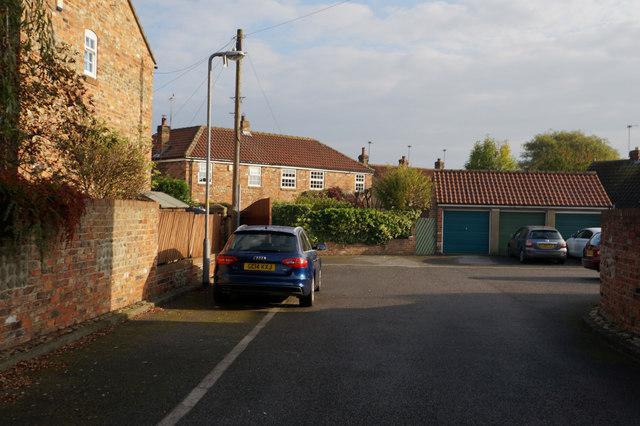 Vine Farm Close, Whixley