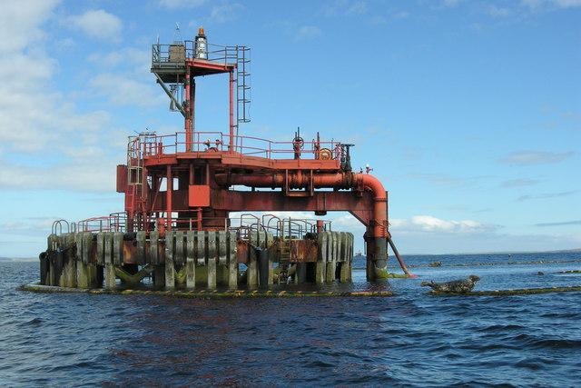 SPM No. 1, Scapa Flow, Orkney