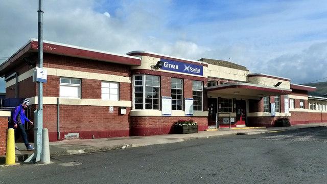 Girvan Station
