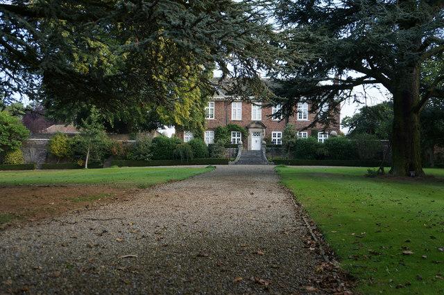 Whixley Hall, Whixley