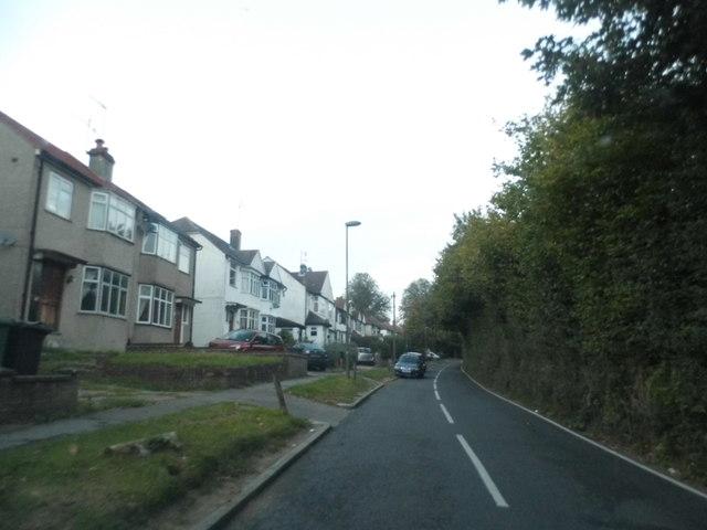 Rectory Lane, Woodmansterne