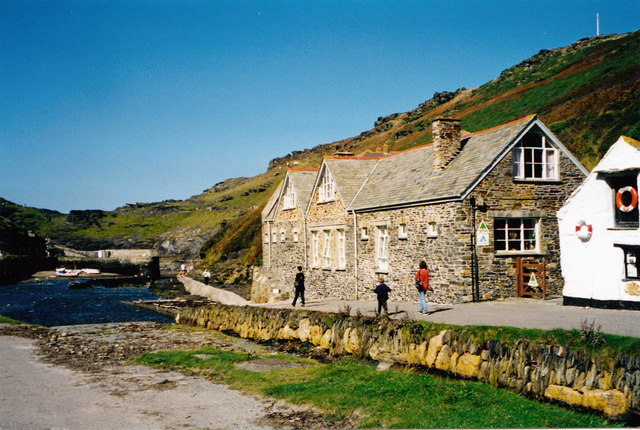 From horses to hostellers-Boscastle, Cornwall