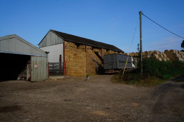 Low Farm on Starra Field Lane