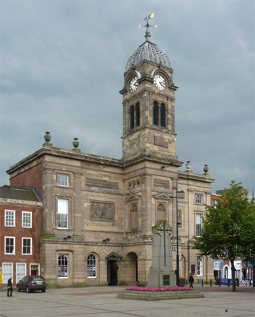 Guildhall, Market Place, Derby