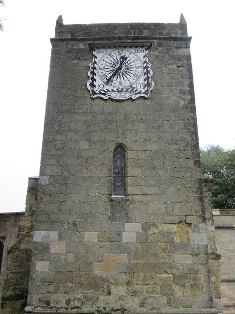 St  Mary's  Parish  Church  Fridaythorpe