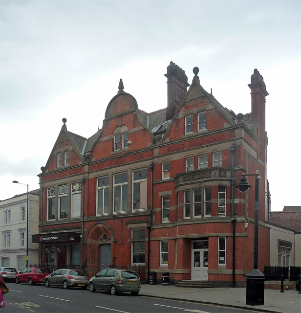 Former Gas, Light and Coke Company, Friar Gate, Derby