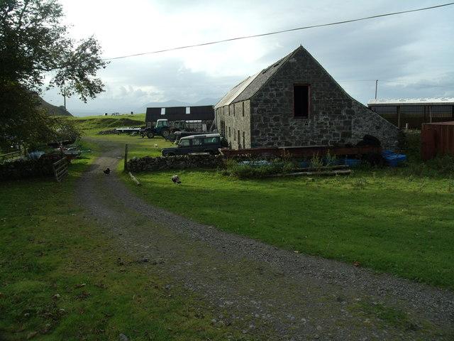 Ardantrive Farm, Kerrera