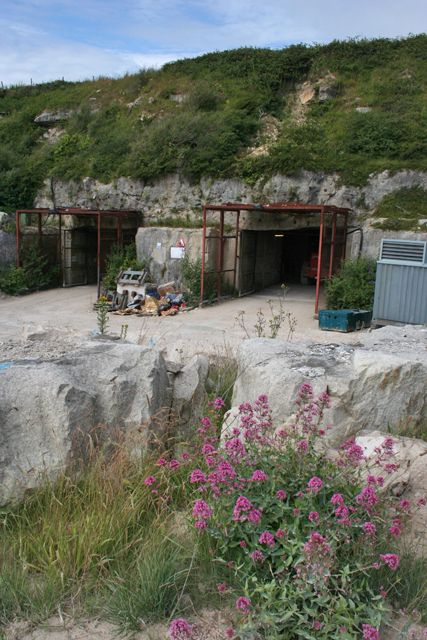 Entrance to Jordans Mine