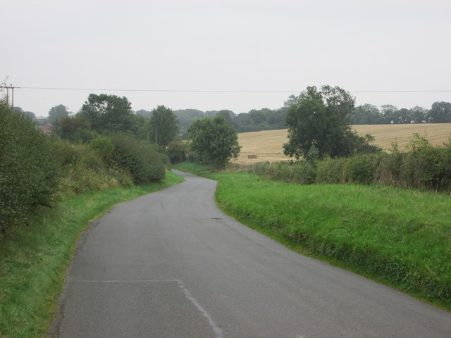 Approaching  North  Dalton