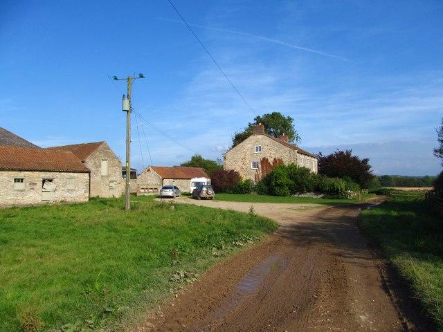 Blansby Park Farm