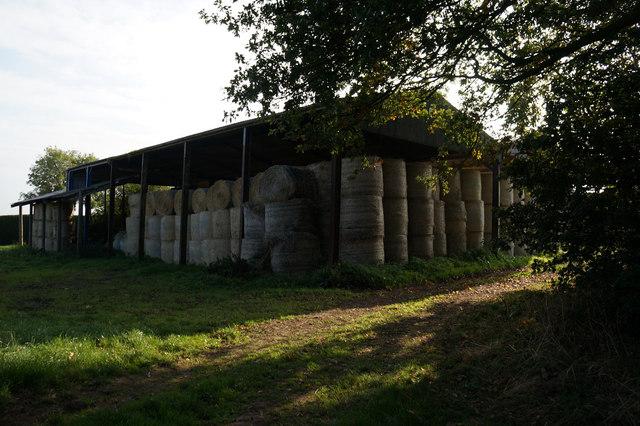 Barn at Mill House