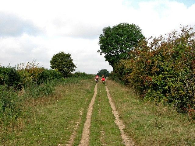Walking the Roman Road in September