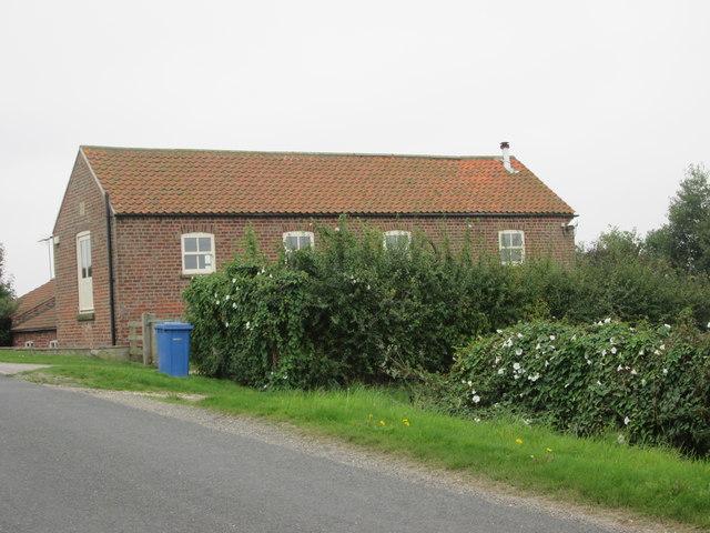 Mill  Farm  built  1810  much  modernised
