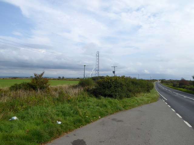 Lay-by on A395 near Cold Northcott (1)