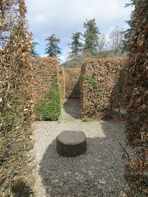 Maze, Traquair