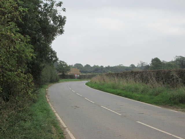 Toward  the  B1248  junction
