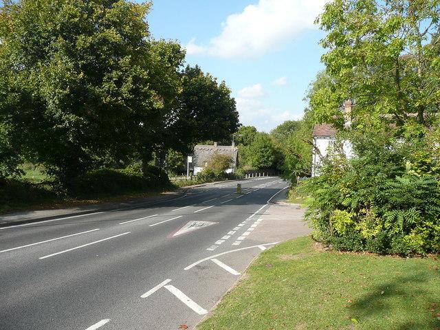 Norton Road from Church Lane