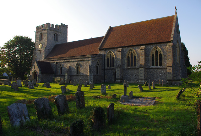 St Margaret's Church, Lewknor