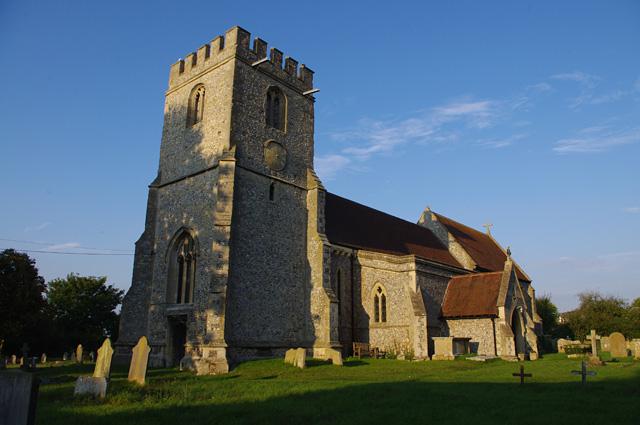 St Margaret's Church, Lewknor