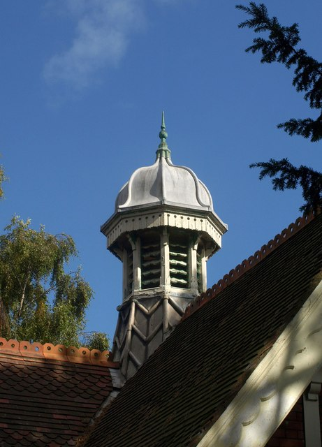 Cupola, Cafe Retreat
