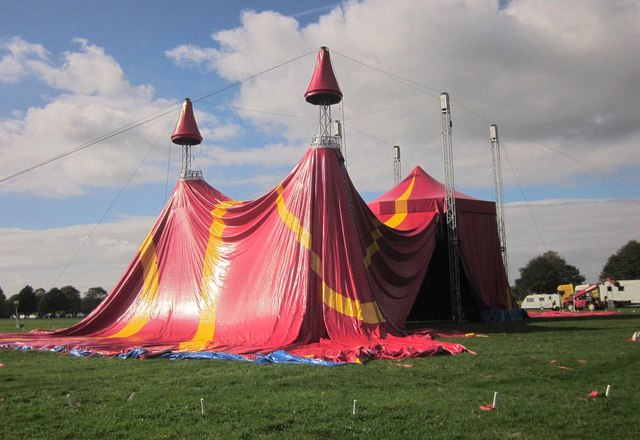Moscow State Circus on Durdham Down
